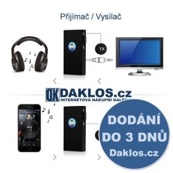 2 v 1 Bluetooth transmitter - Přijímač / Vysílač