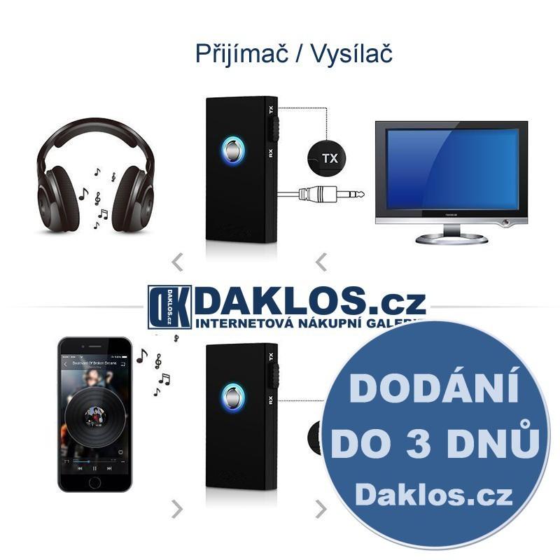 2 v 1 Bluetooth transmitter - Přijímač / Vysílač DKAP073229