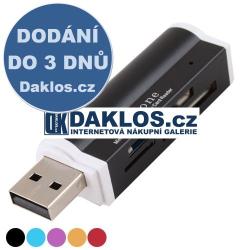 Čtečka paměťových karet do USB