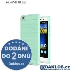 Silikonový kryt pro Huawei P8 lite - Mint