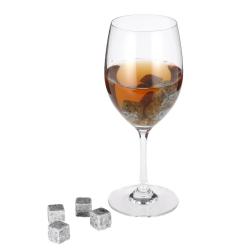 Ledové / chladící / mrazící KOSTKY / KAMENY do pití / drinku / nápojů / whisky / alkoholu