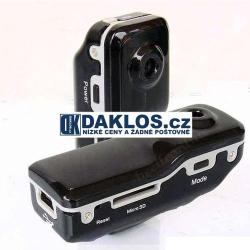 Mini kamera nejen do auta