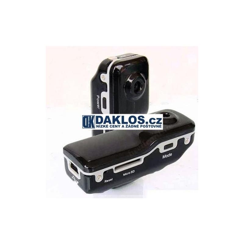 Mini kamera nejen do auta DKAP001310