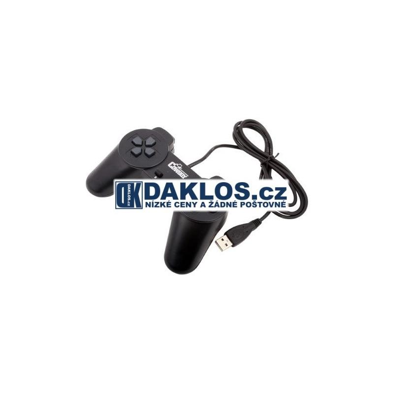 Ovladač pro hry - PC Gamepad / Joystick DKAP000603