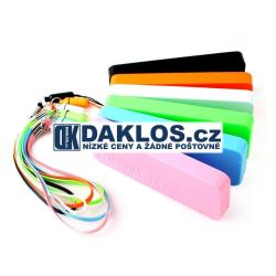 Externí USB nabíječka s 3000 mAh baterií / Baterie / Dokovací stanice