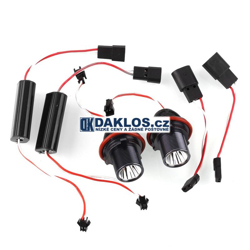 Poziční světla 10W LED BMW E39 E60 E61 E64 E65 Cree DKC251412957868