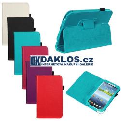 "Kryt / obal / stojan / držák pro tablet Samsung Galaxy Tab 3 7.0 7"" P3200 P3210"