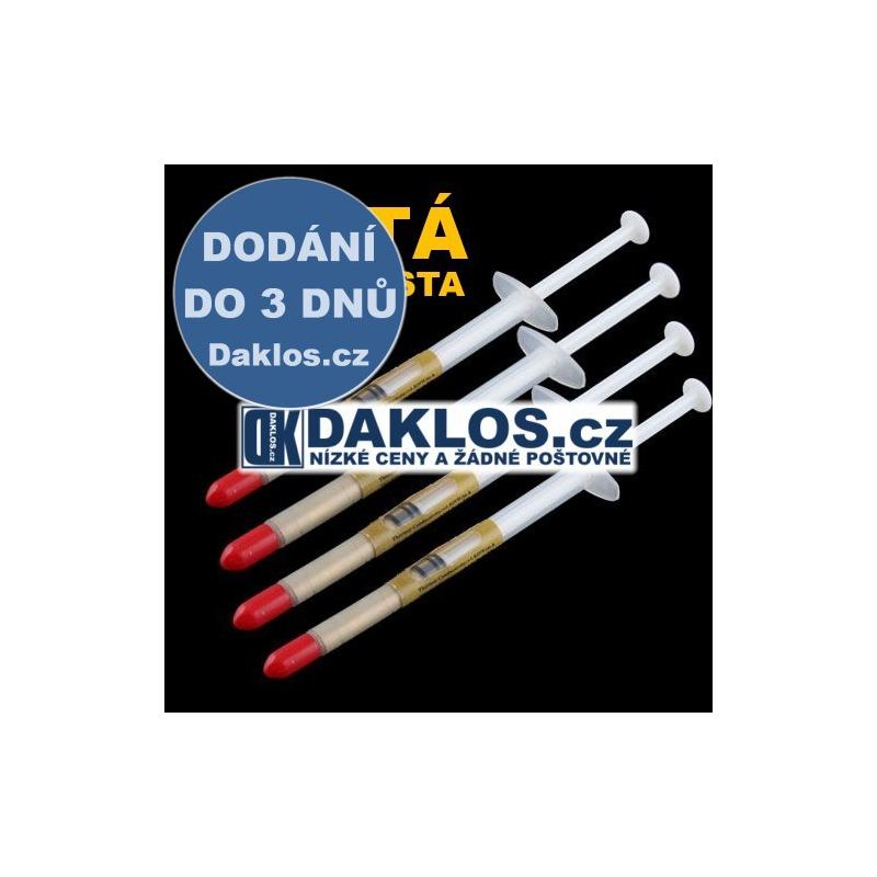 4x1g - Zlatá termo pasta / chladicí procesor / CPU DKAP017115