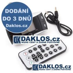 Bluetooth MP3 FM transmitter do auta / 12 V s dálkovým ovladačem