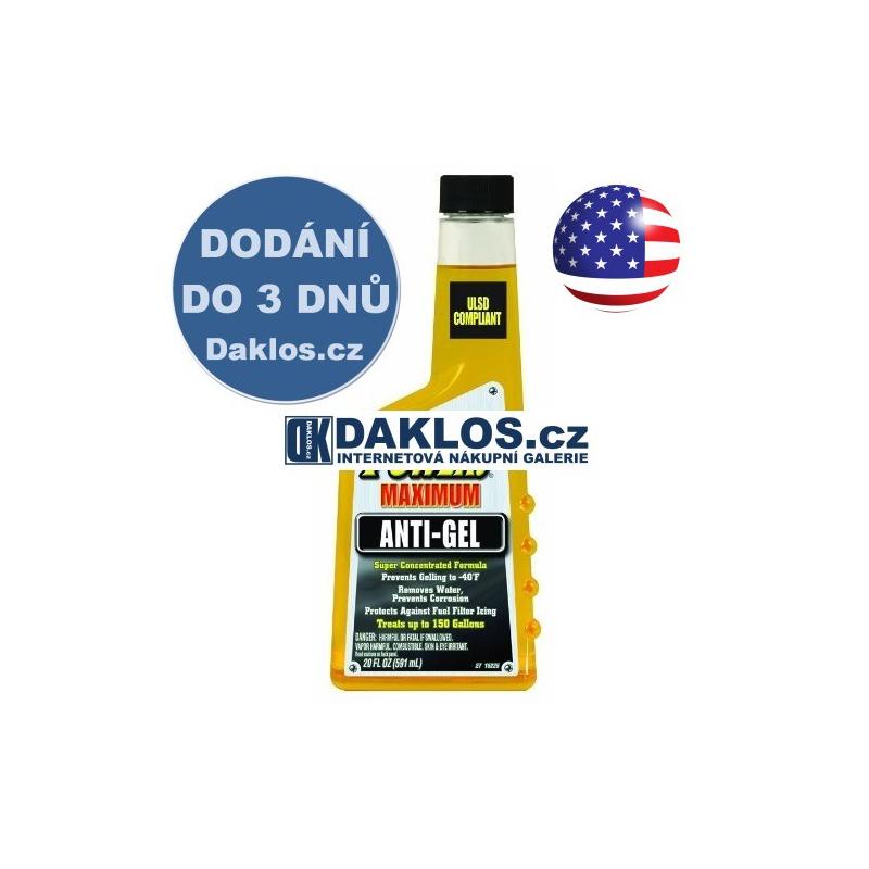 Zimní přísada do nafty 591 ml pro 570 litrů nafty DKD0015225