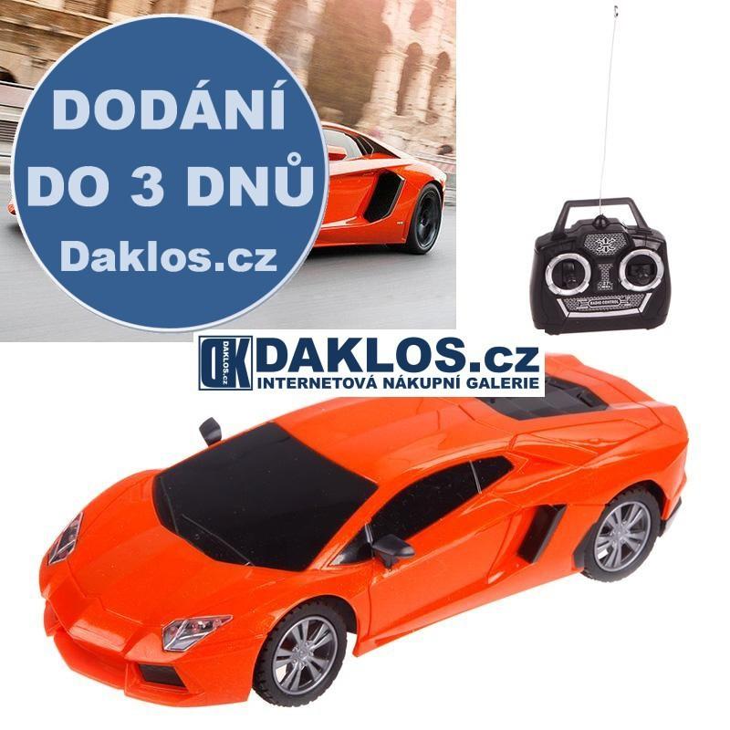 Auto / Supersport na dálkové ovládání 1:24 DKAP060929