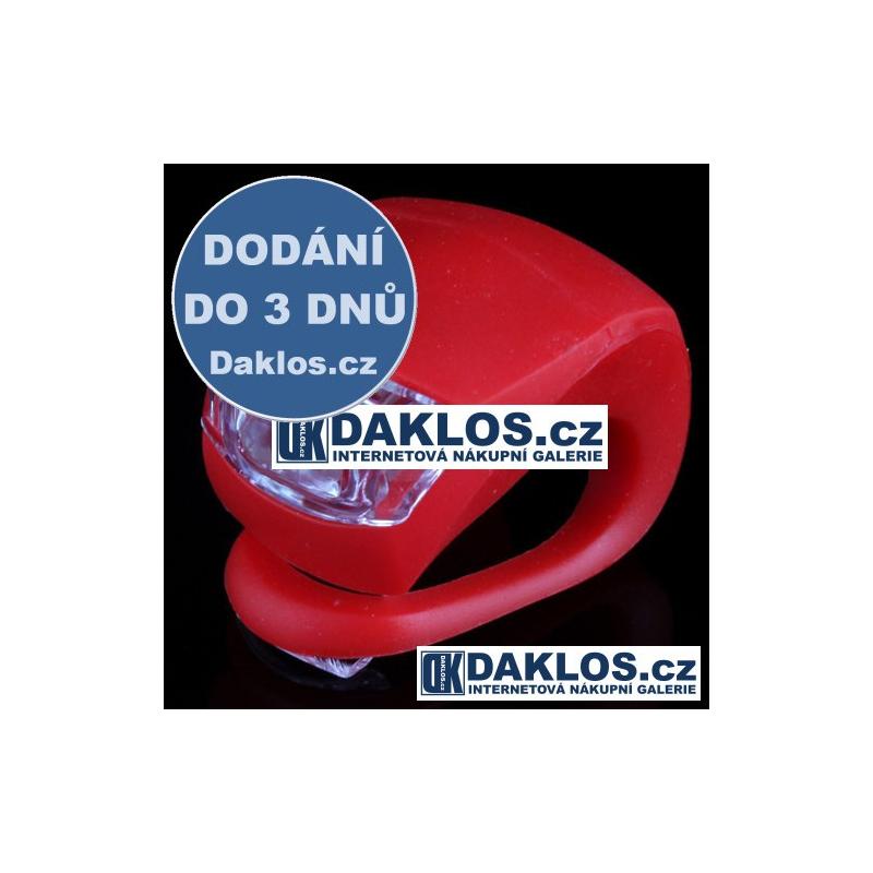 LED světlo na kolo (zadní červené) DKAP004356