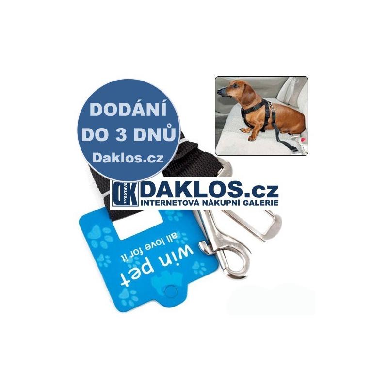 Bezpečnostní pás pro mazlíčky do auta (Psy, Kočky,...) DKAP003599