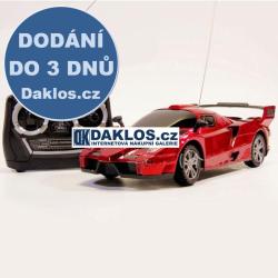 Supersport / Auto na dálkové ovládání 1:24