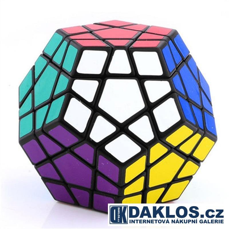 Složitá rubikova magická kostka - 12 stěnná DKAP072151