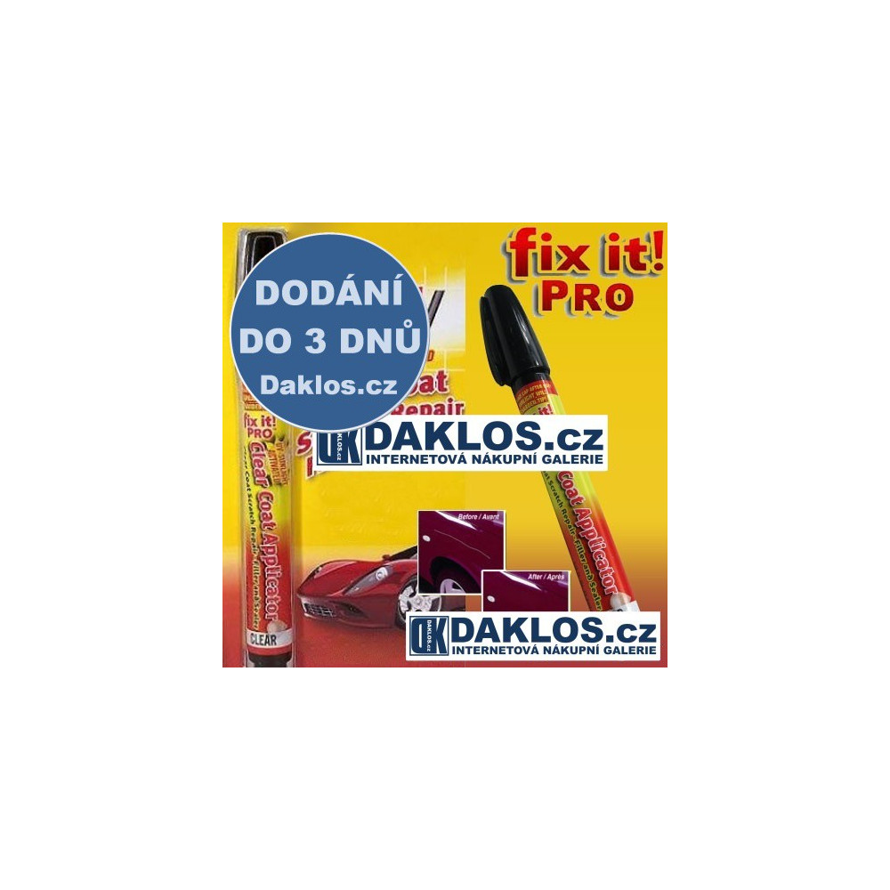 Opravná tužka škrábanců na lak pro auto / auta DKAP001493