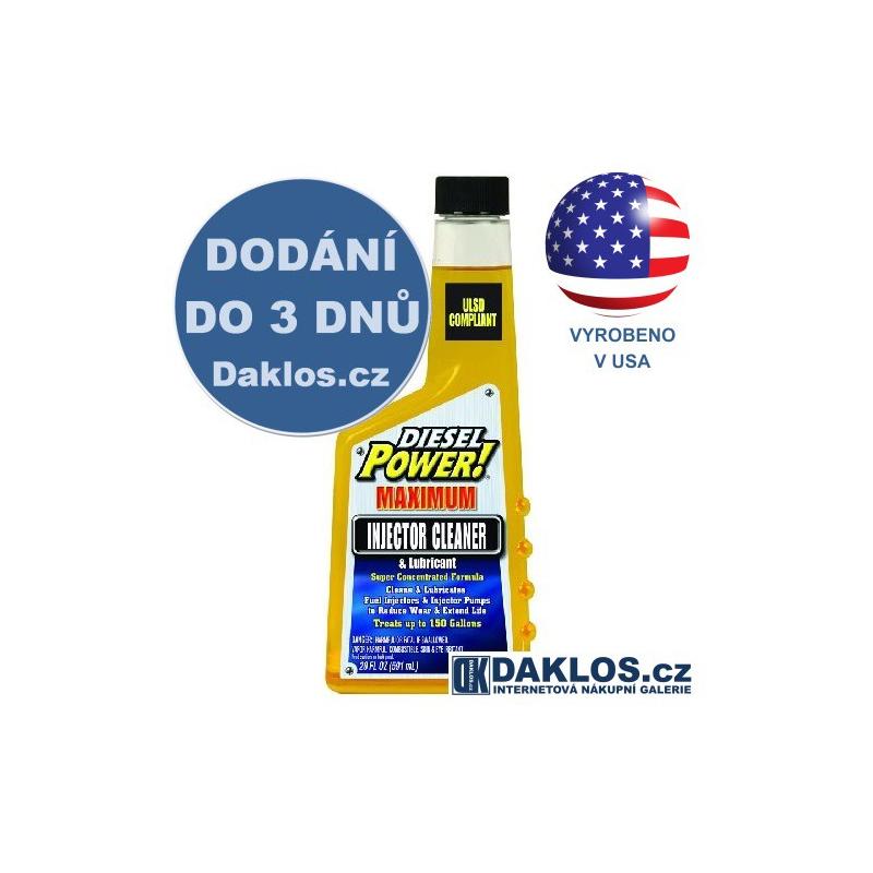 Přísada na čištění vstřikovacích trysek 591 ml DKD0015223