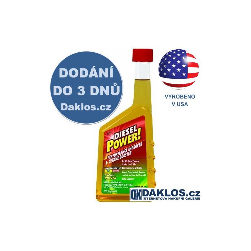 Přísada na zvýšení cetanového čísla 355 ml DKD0015224