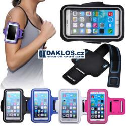 """5.5"""" Obal / Kryt na běhání / sport nejen pro Samsung Note 2 / 3 / 4 / iPhone 6 Plus"""