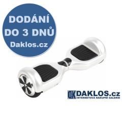 Náhradní kryt pro kolonožky / wheelboardy / hoverboardy - bílý