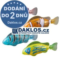 Robo Ryba / Rybička - 2 Generace