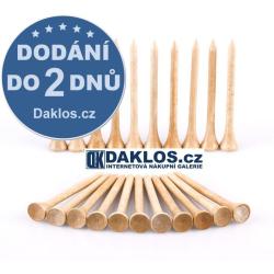 Dřevěné týčko na GOLF 70mm - 20 kusů