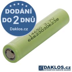 Nabíjecí baterie 14650 3,7V 1800mAh