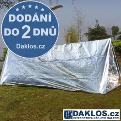 Solární plachta / deka / přikrývka pro přežití