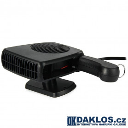Mini klimatizace / topení / větráček / ventilátor do auta