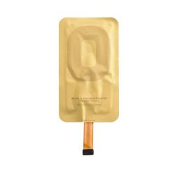 iPhone QI, bezdrátová nabíječka - pozlacený modul pro bezdrátové nabíjení pro iPhone