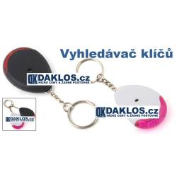 Vyhledávač / hledač klíčů se zvukem a červeným světlem / vyhledávání klíčů