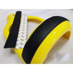 2ks - Gumový ochranný samolepicí pásek na Hoverboard / Kolonožku