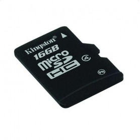 Micro SD HC 16 GB Kingston class 4