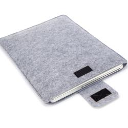 """Přenosné pouzdro na Macbook / Notebook - 13"""" šedivé"""
