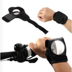 Cyklistické zpětné zrcátko na ruku