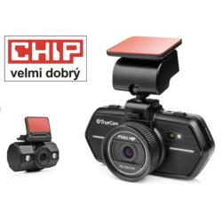 Záznamová DUAL kamera TrueCam A6 - FULLHD, GPS