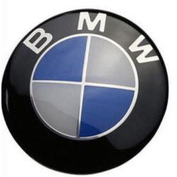 Znak BMW na kapotu / kufr - 82mm