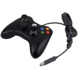 Ergonomický herní ovladač na počítač USB