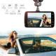 Dvojitá FULL HD kamera do auta + Parkovací kamera