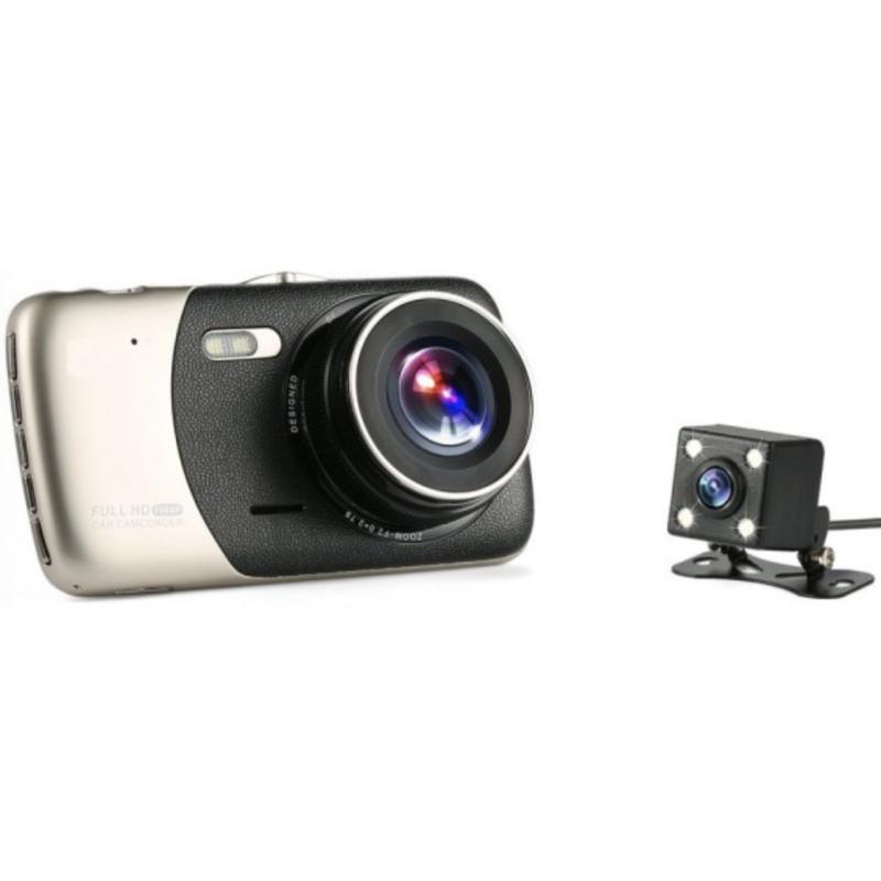 Dvojitá FULL HD kamera do auta 2.0 + Parkovací kamera