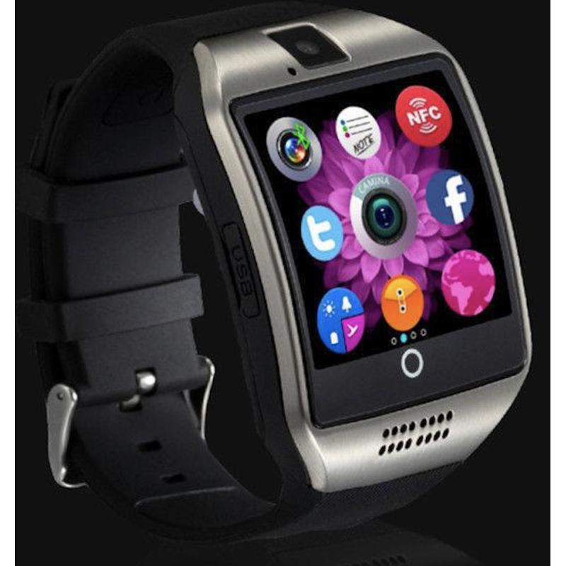 8360c7817 Elegantní chytré hodinky s fotoaparátem a Bluetooth 3.0 - Daklos.cz ...