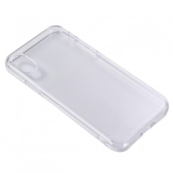 Průhledný TPU kryt / pouzdro na iPhone X
