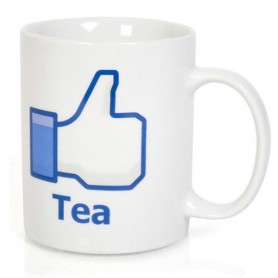Hrnek Facebook TEA