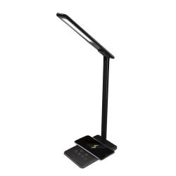Lampička / nabíječka pro iPhone 8 / X - černá
