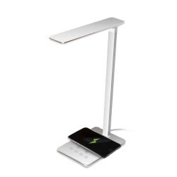 Lampička / nabíječka pro iPhone 8 / X - bílá