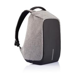 """XD Design, Bobby, batoh na notebook, 15,6"""", který nelze vykrást, šedá"""