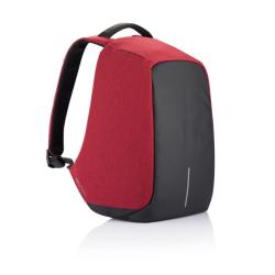 """XD Design, Bobby, batoh na notebook, 15,6"""", který nelze vykrást, červená"""
