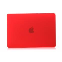 """Kvalitní polykarbonátové ochranné pouzdro / kryt pro MacBook Air 13"""" červená"""