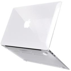 """Kvalitní polykarbonátové ochranné pouzdro / kryt pro MacBook Air 13"""" transparentní"""