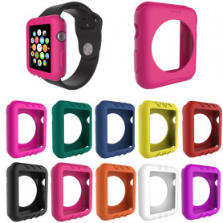 Silikonové ochranné pouzdro / kryt na Apple Watch